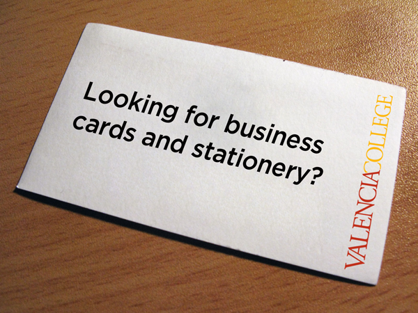 Business Cards and Stationer