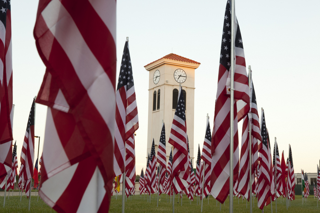 9-11 Osceola flags2