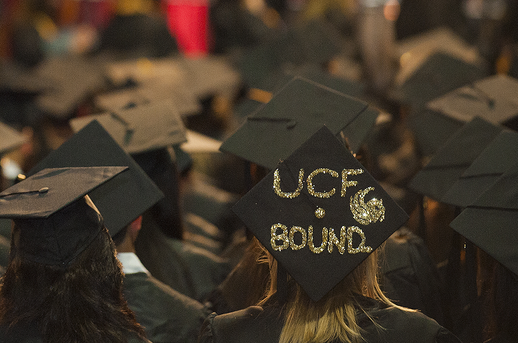CommencementUCF bound