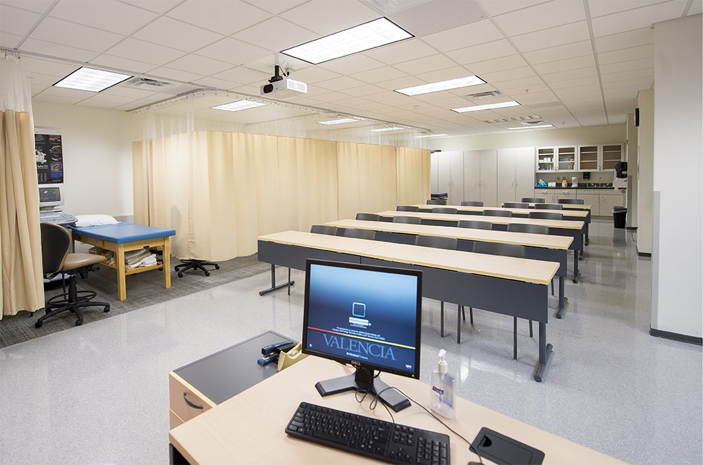 Valencia College Sonography Lab