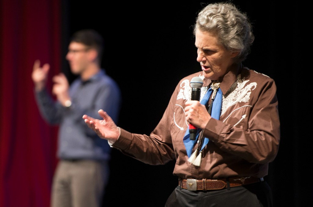 temple grandin feature
