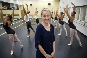 Dr. Suzanne Salapa, chair of Valencia's dance department, will perform in the 2016 Spring Concert.