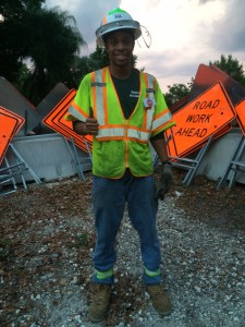 Aaron Person is now working for SGL Group on the I-4 Ultimate Project.