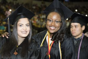 Valencia awarded 7,623 associate degrees last year -- and had to hold two commencement ceremonies to accommodate the large number of graduates.