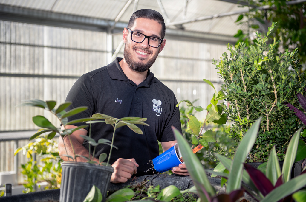 Branch Manager: Horticulture Graduate Turns Science into Success