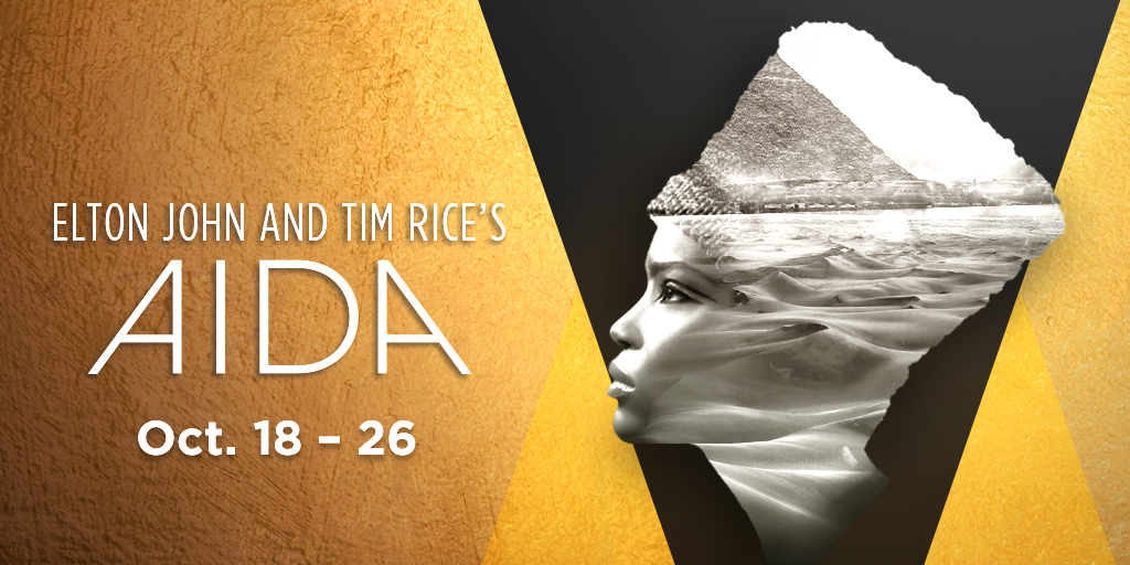 "Valencia College Presents Triumphant Love Story ""Aida"" in First Musical of 2019-2020 Season"