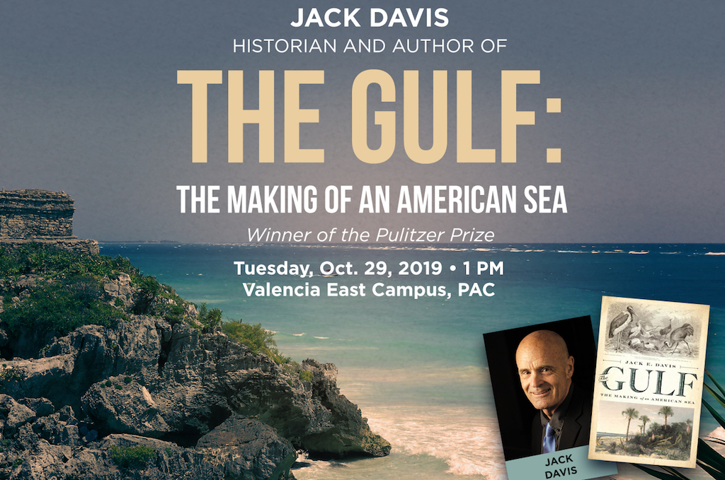 Pulitzer Prize-Winning Historian to Lecture on Gulf of Mexico