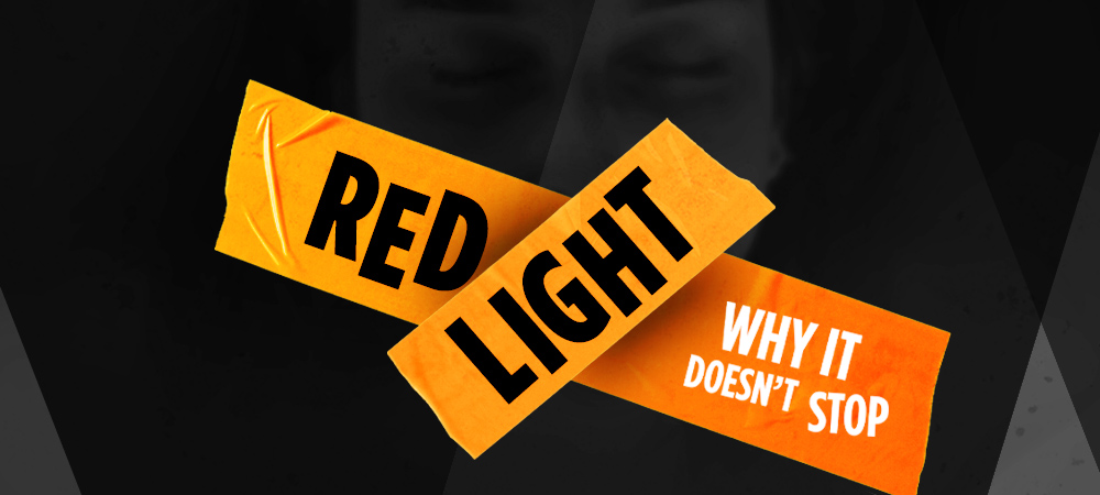 "Valencia Theater Presents ""Red Light: Why It Doesn't Stop"""